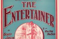 Ragtime and the banjo: Scott Joplin's 'The Entertainer' as played by Jimmie Arnold on his 'Rainbow ride' album
