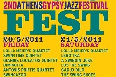 The Gypsy Jazz scene in Greece