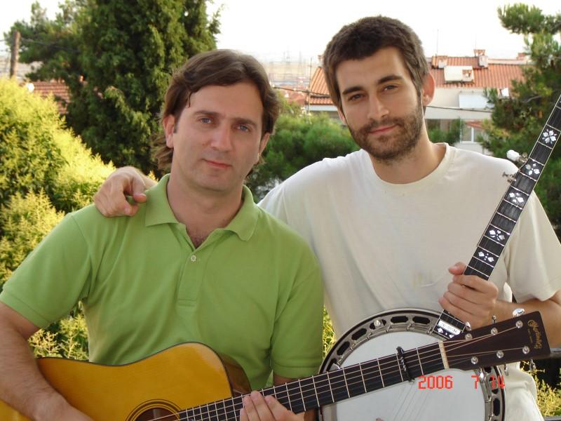 Yiannis Gouourelas and Stergios Loustas