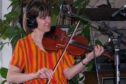 Great fiddler and teacher Kate Lissauer